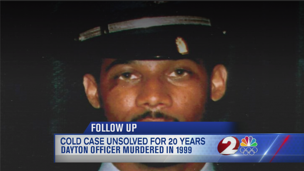 WDTN 20 years later Murder of Dayton police officer remains unsolved